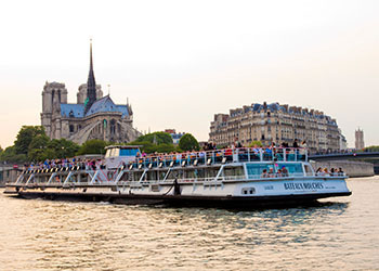 See Paris by boat