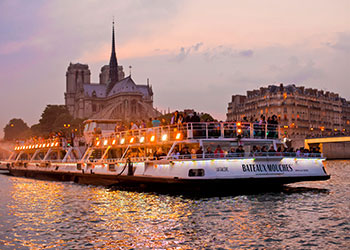 History of Bateaux Mouches