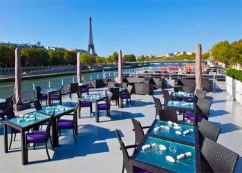 Brunch on the Seine