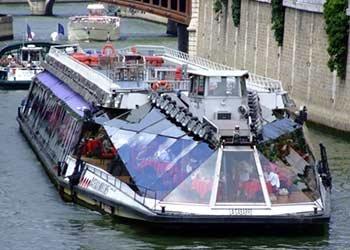 Barco La Gabarre