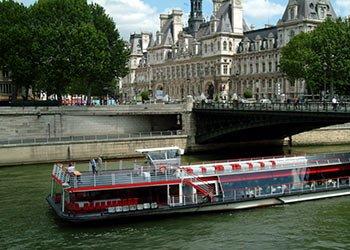 船 Le Zouave de l'Alma